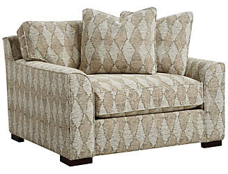 Living room furniture art van furniture for Detroit sofa company
