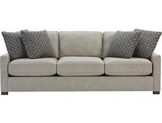 Enjoyable Sorrento Brown Leather Sofa Dailytribune Chair Design For Home Dailytribuneorg