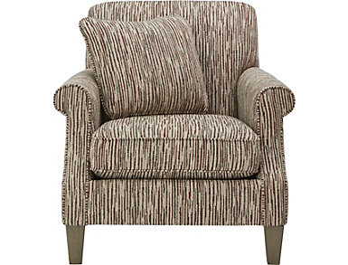 Cadillac Square Accent Chair, , large