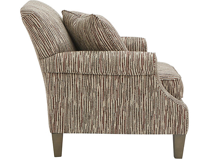 Cadillac Square Accent Chair