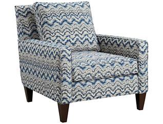 Lafayette Accent Chair, Blue, , large