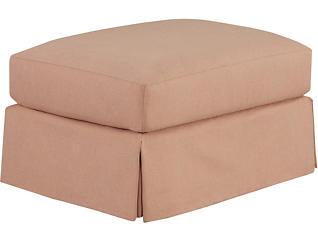 Gem Accent Chair, Blush, large
