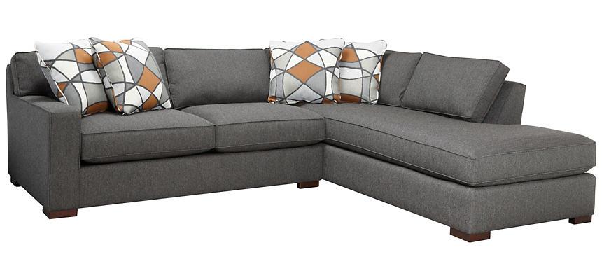 St Clair 2 Piece Left-Arm Facing Apartment Sofa Sectional