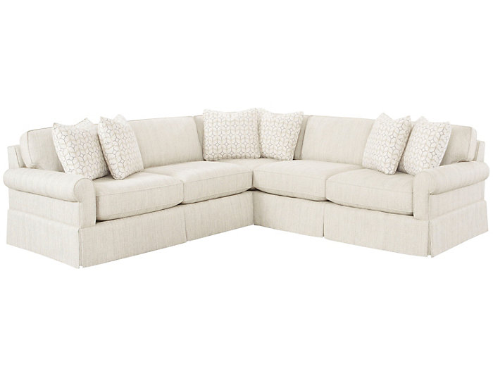 Lodge 3 Piece Sectional, , large