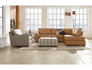 Fischer 2 Piece Sectional, , large