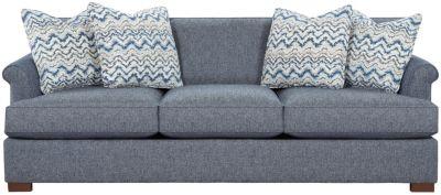 Lafayette Sofa, Blue, swatch