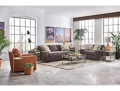 Chene Park Swivel Accent Chair, , large