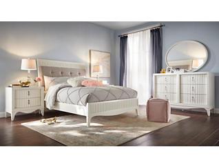 Hadley King Upholstered Bed, , large