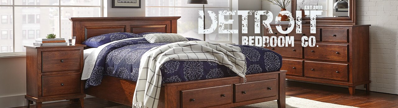 Detroit Bedroom by Gascho
