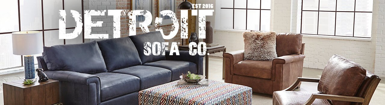Detroit Sofa pany Furniture Collection