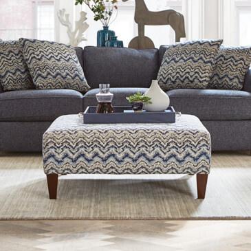 Detroit Sofa Company Ottomans