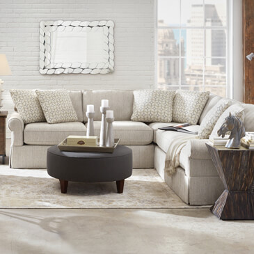 Detroit Sofa Company Sectionals