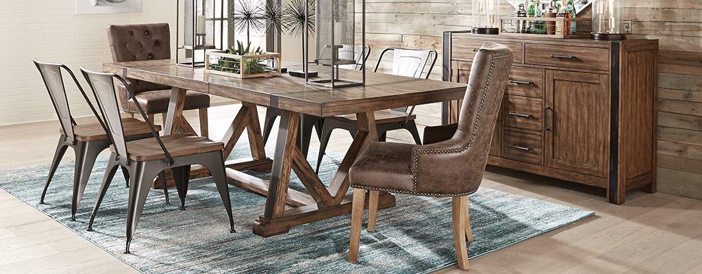 Nelson Dining Collection at Art Van