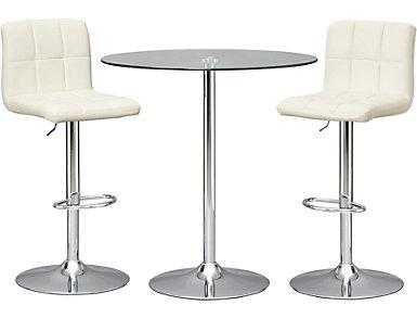Versa Table & 2 Barstools, , large