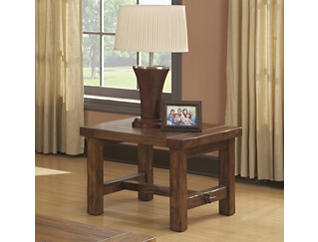 Chambers Creek End Table, Brown, , large