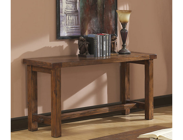 Chambers Creek Sofa Table, Brown, , large