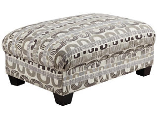 Urbana Accent Cocktail Ottoman, , large