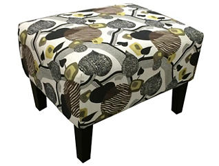 Marion Accent Ottoman, , large