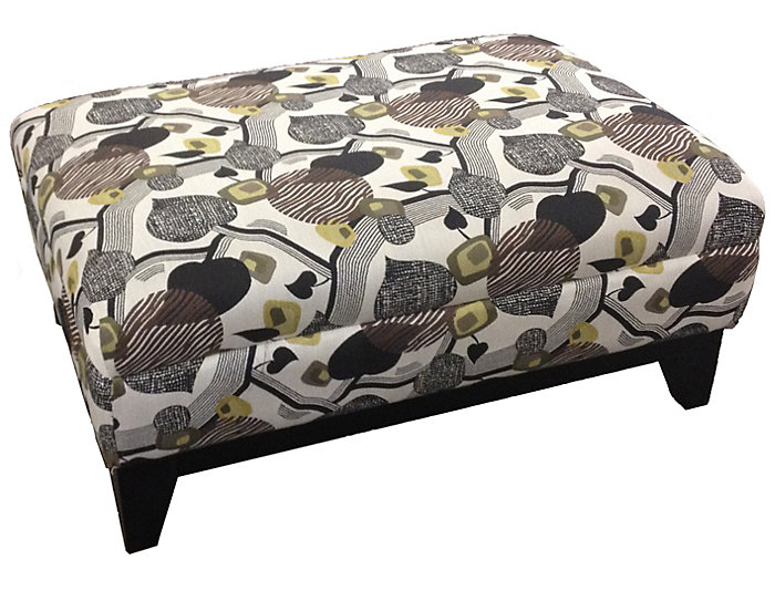 Marion Cocktail Ottoman, , large