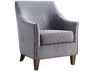 Kismet Accent Chair, Grey, , large