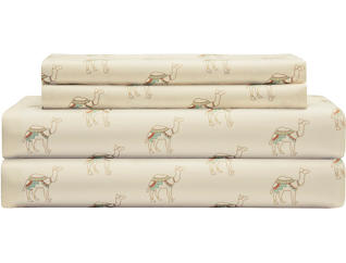 T Print Sheet Set, Camel, , large
