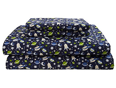 Juvenile Stars Sheet Set-Twin, , large
