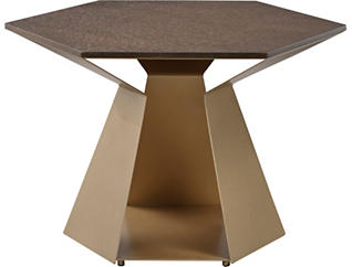 Poly 28x17 Bunching Table, , large