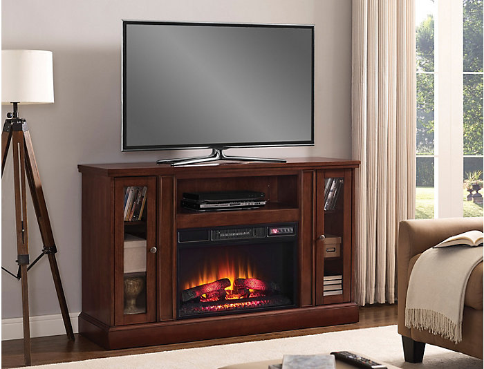 Lansbury Media Fireplace, , large