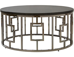 Ester Round Coffee Table, , large