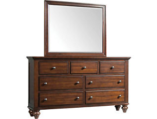 Chatham Walnut Dresser, , large