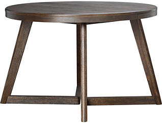Cross Round Dining Table, , large