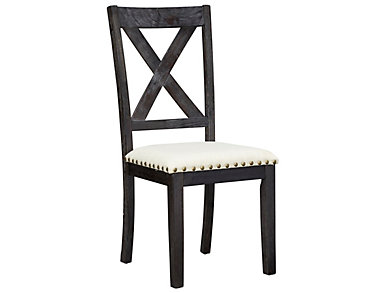 Fillmore Wood Side Chair, , large