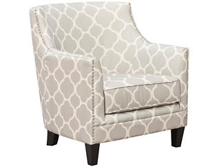 Dinah Accent Chair, Dove Grey, , large