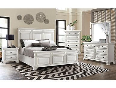 Calloway 5 Piece Queen Bedroom Set, , large
