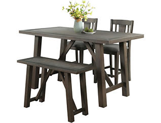 Outstanding A La Carte Rectangle Table Set Cjindustries Chair Design For Home Cjindustriesco