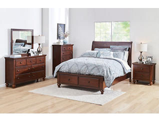 Chatham 5pc Queen Bedroom Set, , large