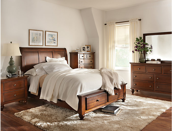 Chatham 7 Piece King Bedroom Set | Outlet at Art Van
