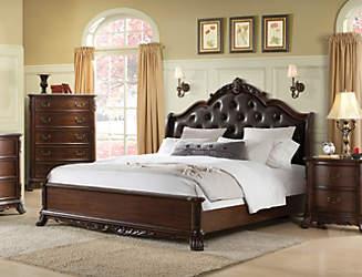 christina king bed set