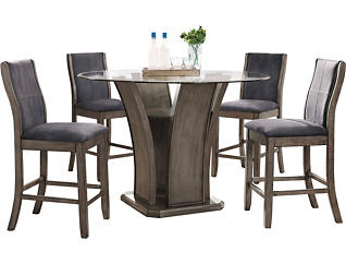Destin 5 Piece Gathering Set, , large