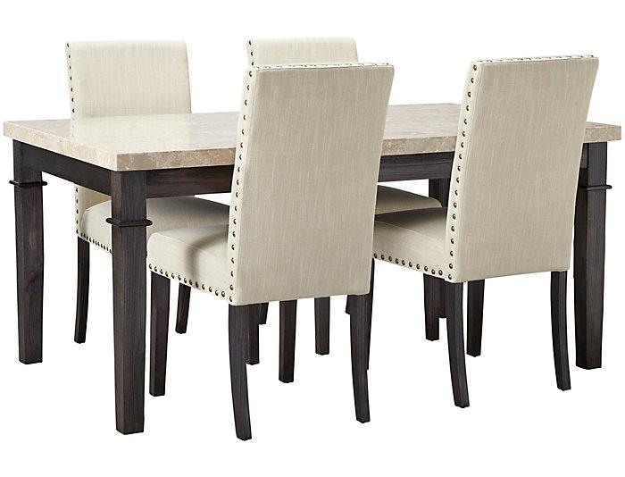 ... Fillmore 5PC Dining Set   Uph., , Large ...