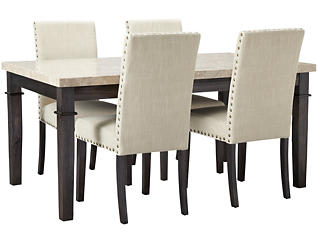 Fillmore 5PC Dining Set - Uph., , large