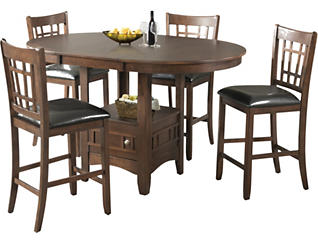 Max Table and 4 Chairs, , large