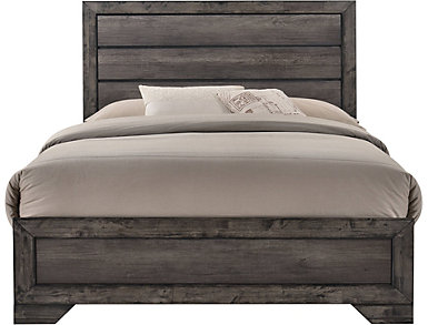 Queen Bed, , large
