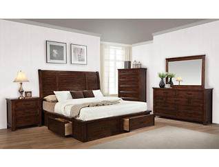 Sully 5 Piece Bedroom Set, , large