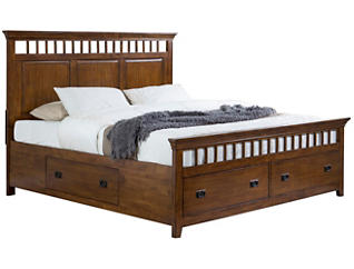 Trudy Queen Storage Bed, , large