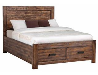 Warner Queen Bed, , large