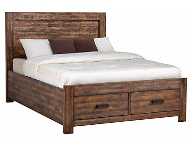 Warner Queen Bed, , large