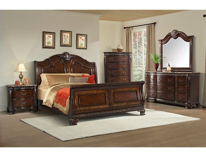 Belle 9 Drawer Dresser, , large