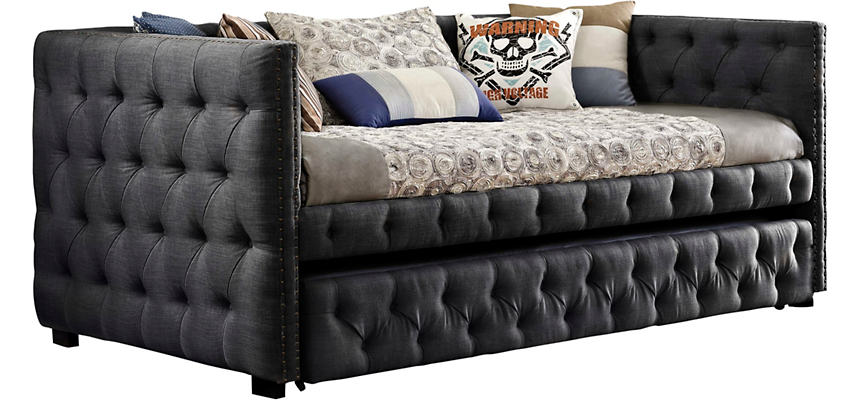 Marvelous Janell Twin Daybed Download Free Architecture Designs Ferenbritishbridgeorg