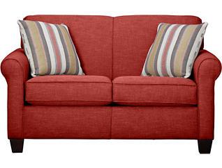 Spectrum-III Twin Sleeper, Vermillion Red, large